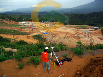 Jasa survey GPS Topografi RTK