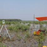 Nearshore site survey topografi